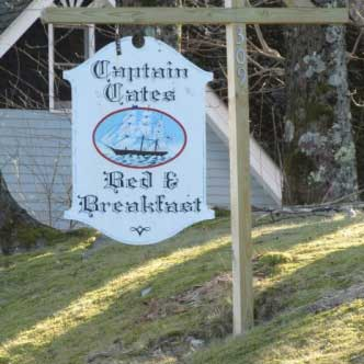Captain Cates B&B