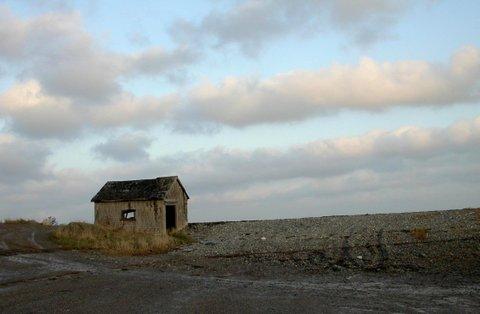 Starboard hut