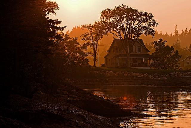 Ames Cottage Bucks Harbor