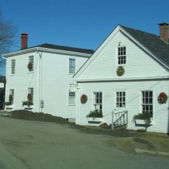 The Gates House - Machiasport Historical Society