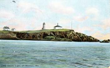 Libby Island Light